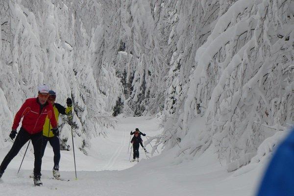 Chapelle-des-Bois en hiver