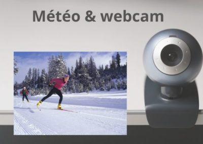 Météo et webcam de Chapelle des Bois